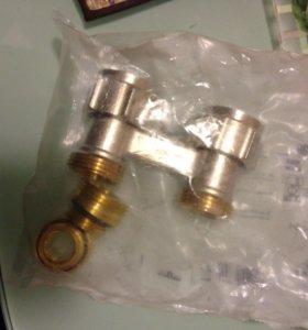 Кран для сушила и соединение радиатора oventrop