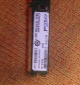 Оперативная память crucial 2gb 240 pin ddr2