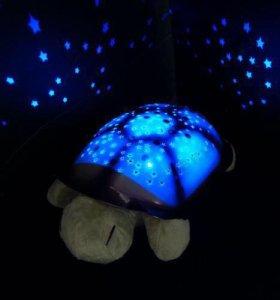 Ночник-проектор звёздное небо