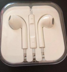 Наушники iPhone 5 Оригинал