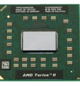 Процессор AMD turion II dual-core