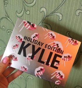 Набор матовых блесков Kylie