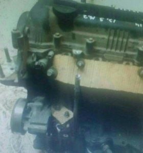 Двигатель Kia Rio 4 / Hyundai Solaris 1.6 G4FC