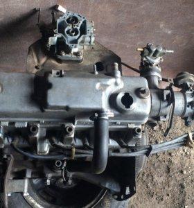 Двигатель карбюраторный ваз 21083