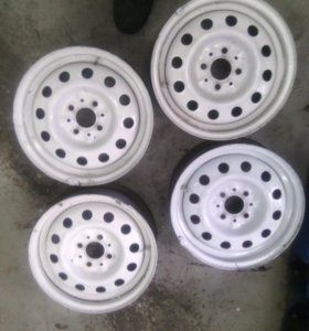 Штампы на ВАЗ R14