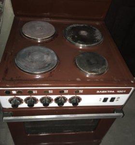 Плита электрическая с духовой печкой