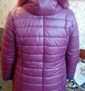 Куртка 54р.