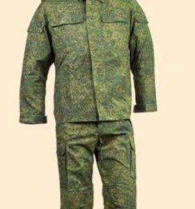 Военная форма новая р 56