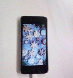 iPhone 5 16 Gb Black