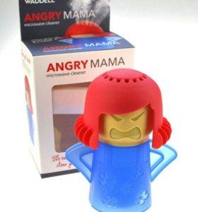 Angry Mama очиститель микроволновок