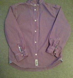 Рубашка для мальчика, 128