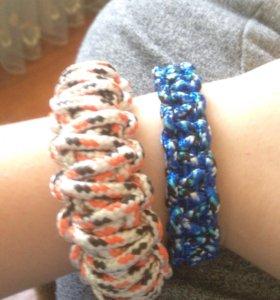 Плету браслеты из паракорда на заказ