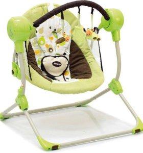 Детское электрическое кресло-качалка