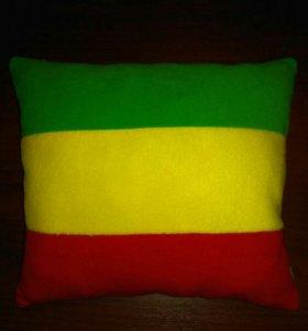 Джа флаг подушка