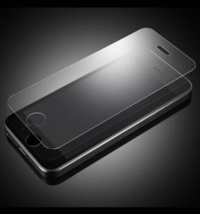 Бронестекло на Айфон 5-5S