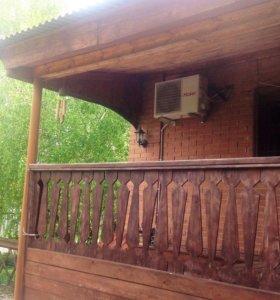 Дом (котедж) в с. Хрящевка. Самарская обл.