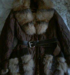 Куртка очень-зима-весна