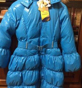 Новое женское Пальто (пуховик) Nels