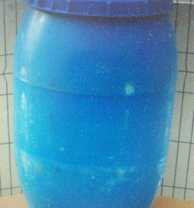пищевая бочка пластик 227л