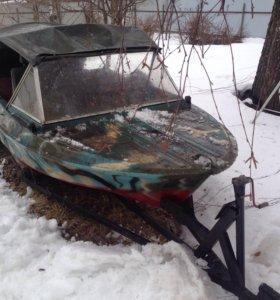 Лодка моторная Крым