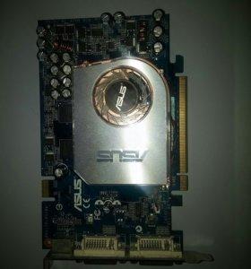 Видеокарта Asus EN7600 GT