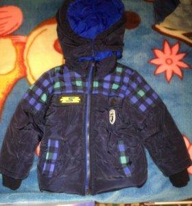 Курточка осень -весна