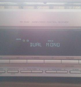 JVC RX-5042s dual mono