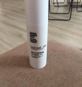 Крем разглаживающий Label.m для волос