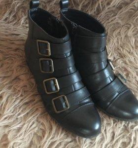 ботинки весенние осенние 38