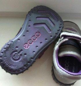 Ботинки ecco 19 размер