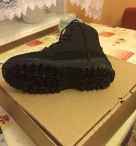Берцы (ботинки) зимние размер 45