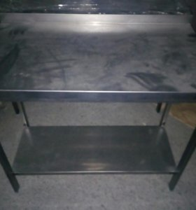 Стол из нержавейки 1000*550*850/900