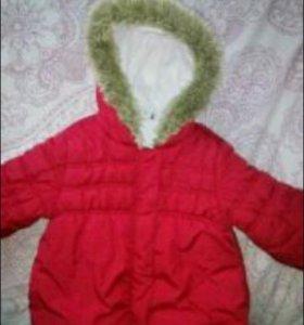 Куртка весна next 2-4года