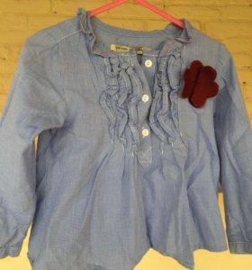 Рубашка и брючки ZARA BABY