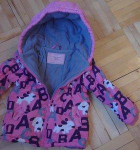 Демисезонная куртка 98 размер