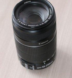 Объектив Canon 55-250 f/4-5.6 IS II