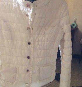 Женская новая куртка Roccobarocco оригинал
