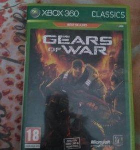 Диск игра Gears of war для xbox 360
