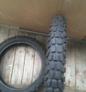 Шины, покрышки для мотоцикла Dunlop