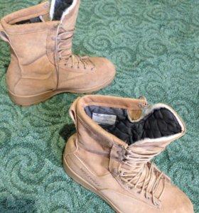 Новые ботинки Belleville