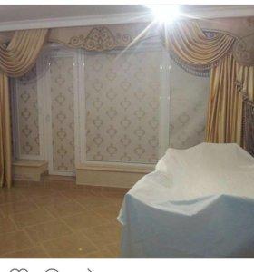 Рулонные шторы и вертикальные жалюзи