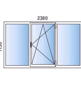Окно REHAU 2380-1130