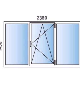 Окно REHAU 2380-1430