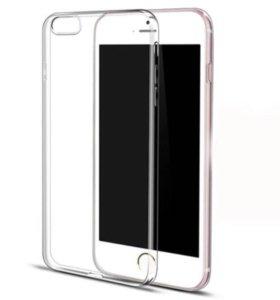 Силиконовый чехол на Айфон 6