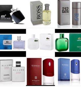 Мужской парфюм в наличии, качество и стойкость 👍