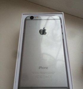 Айфон 6 черный 64g