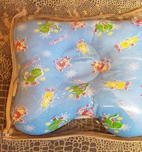 Подушка для малышей.Новая.