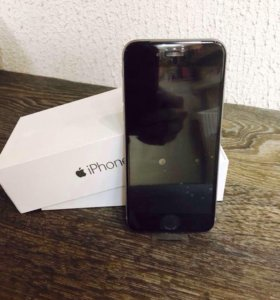 iPhone 6 128 Space Gray no touch