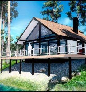Запроектирую дом Вашей мечты