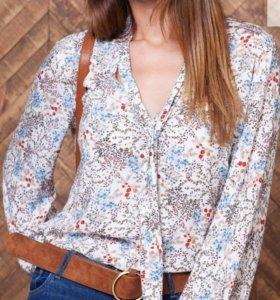 Блузка новая из вискозы